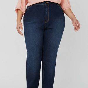 Catherine's NWT BLue Right Fit Jean (Curvy)